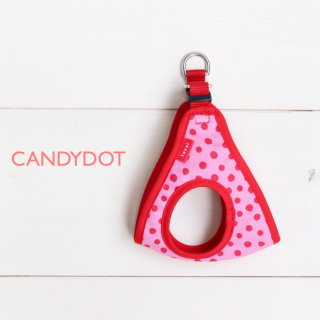 Step-in Harness <br>Candydot