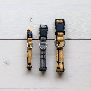 Dotpattern Collar<br>Size L