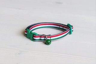 Cat collar<br>Flag [Italia]