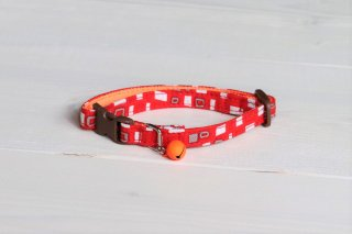 Cat collar<br>Inkchecker<br>Red