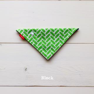 Block  Bandana<br>Size 1 / 2 / 3