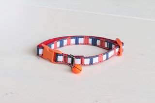 Cat collar<br>Lattice<br>Navy