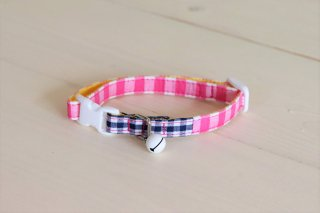 Cat collar<br>Twin <br>Pink