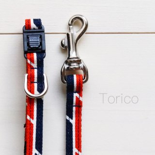 Torico<br> カラー&リードセット<br>Size SS<br>Navy<img class='new_mark_img2' src='https://img.shop-pro.jp/img/new/icons40.gif' style='border:none;display:inline;margin:0px;padding:0px;width:auto;' />