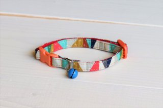 Cat collar<br>Triangle <br>