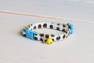 Cat collar<br>Inkdot <br>