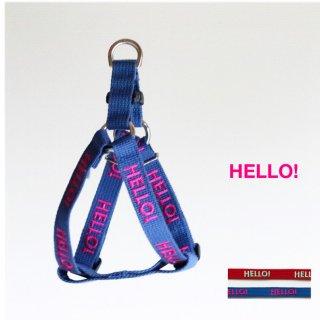 HELLO! Triangle Harness <br>M / L