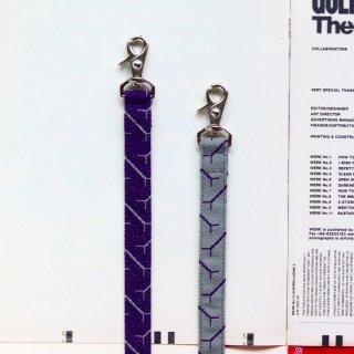 Arne Jacobsen<br> Vinkl Lead<br>Purple / Grey<br>Size SS