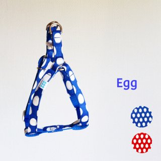 Egg Triangle Harness<br>S / M / L<img class='new_mark_img2' src='https://img.shop-pro.jp/img/new/icons5.gif' style='border:none;display:inline;margin:0px;padding:0px;width:auto;' />
