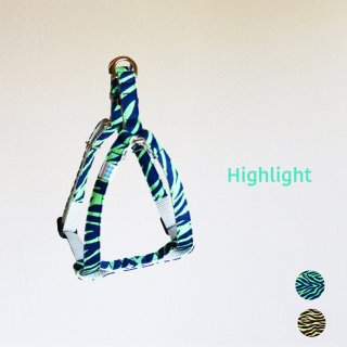 Highlight Triangle Harness<br>S / M / L<img class='new_mark_img2' src='https://img.shop-pro.jp/img/new/icons5.gif' style='border:none;display:inline;margin:0px;padding:0px;width:auto;' />