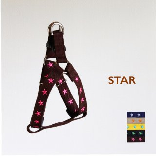 Star Triangle Harness<br>M / L<img class='new_mark_img2' src='https://img.shop-pro.jp/img/new/icons5.gif' style='border:none;display:inline;margin:0px;padding:0px;width:auto;' />