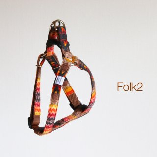 Folk 2 Triangle Harness<br>S / M / L<img class='new_mark_img2' src='https://img.shop-pro.jp/img/new/icons5.gif' style='border:none;display:inline;margin:0px;padding:0px;width:auto;' />