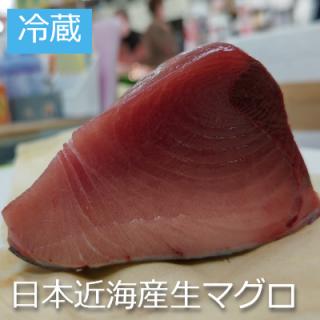 [冷蔵] 北海道産 天然生マグロ