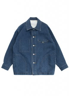 SASICO DENIM WORK BLZ