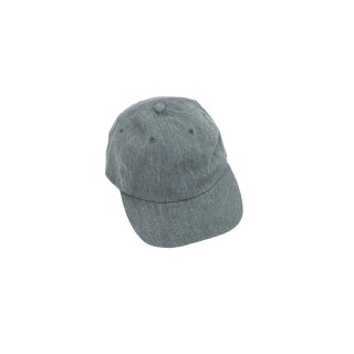 RECYCLED DENIM 6 PANEL CAP