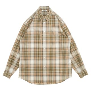 WOOL RECYCLED POLYESTER SHIRTS