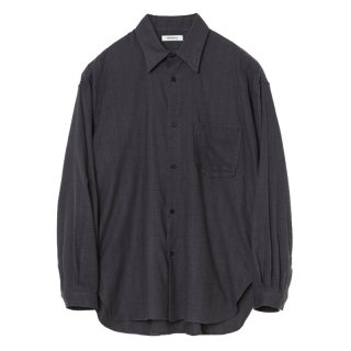 FLANNEL CHECK OVERSIZE SHIRT