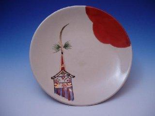 祇園祭銘々皿