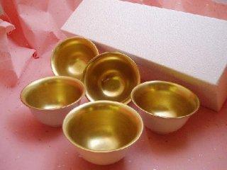 黄金碗(化粧箱入り)