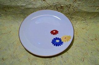 菊絵取り皿