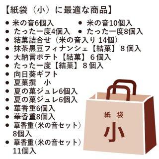 手提げ紙袋(小) (T-10)