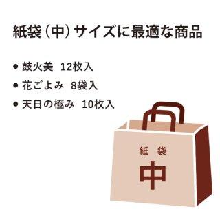 手提げ紙袋(中) (B-1)