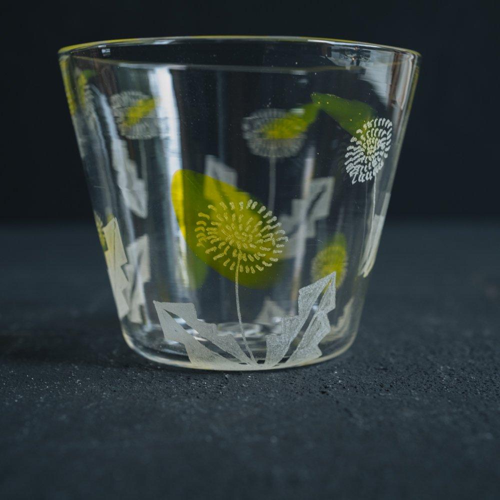 (2021年6月)安達知江 たんぽぽグラス