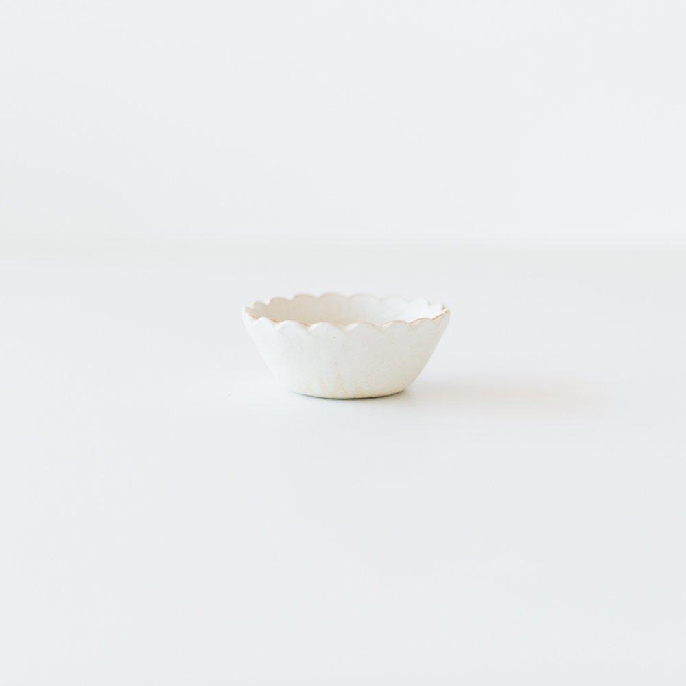 前田葉子 豆鉢白 (2020年11月) M6