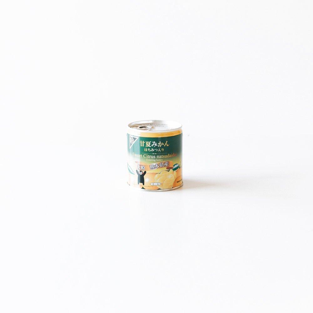 甘夏みかん 缶詰
