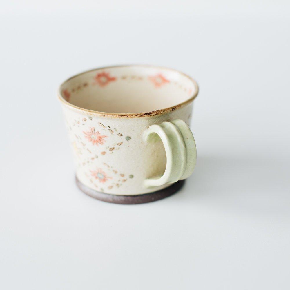増山文 マグカップ
