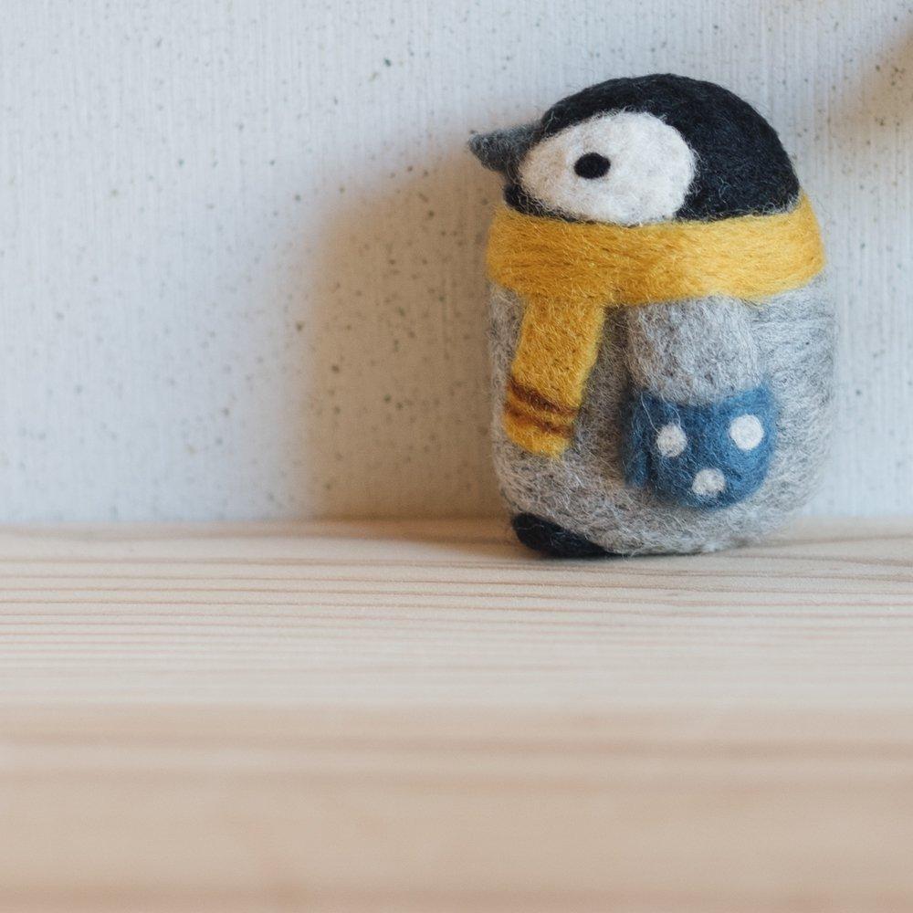 higuma ペンギン