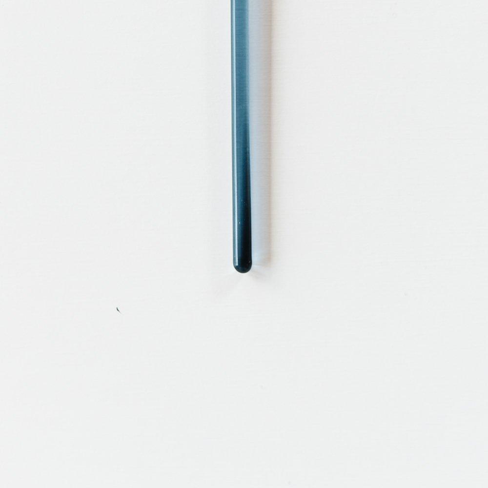 (2020年8月)kanamitakedaceramicsマドラー(桜/薄青)K3