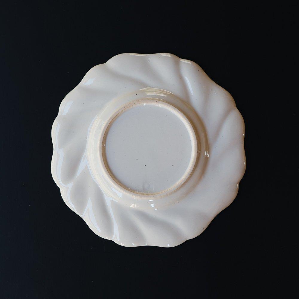 (2021年6月)翔芳窯 7寸輪花皿