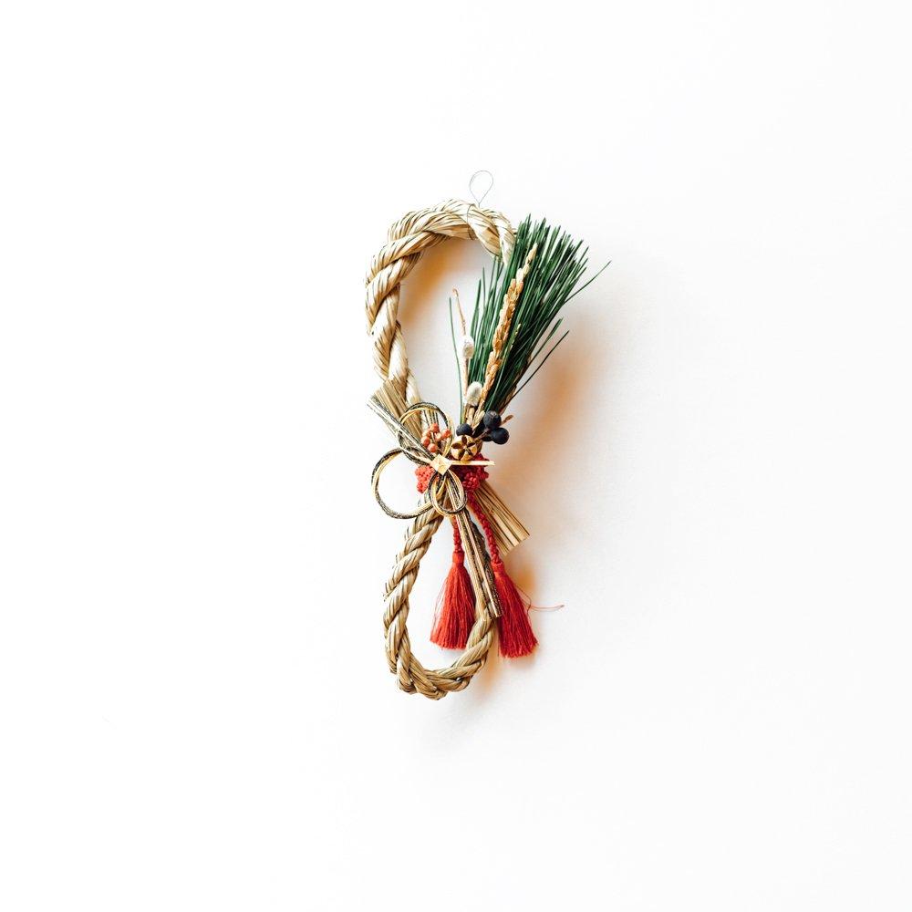 hanakoto しめ縄飾り