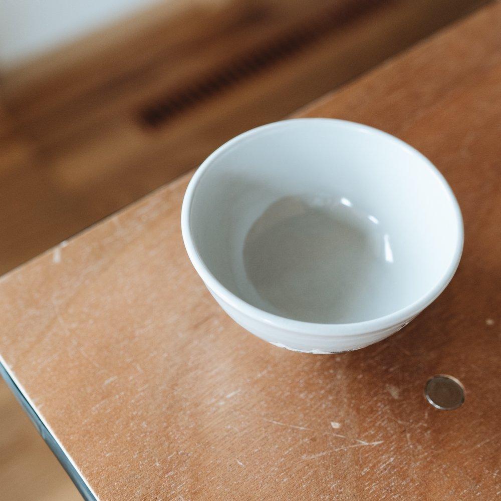 宮崎孝彦 お子様茶碗(ネコ) 22