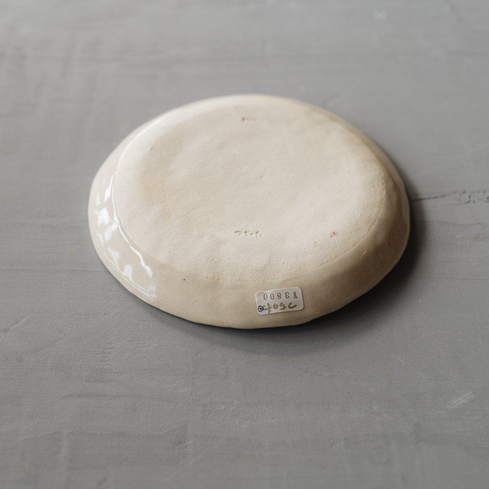 2021年2月20(土)18:00〜「くらしの中のイロドリ展」つちのわ ミモザ皿 21cm   つ2