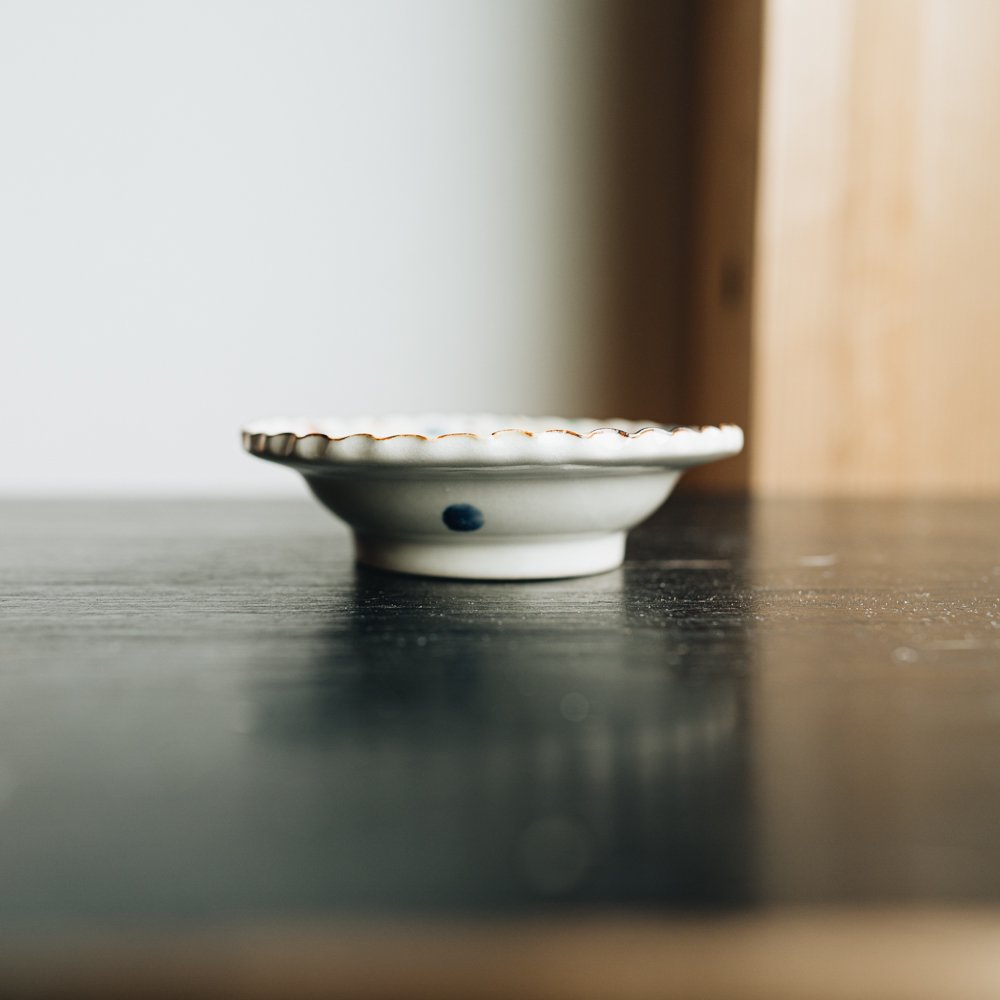 矢島操 (2020年7月) 『イロエリム豆鉢』 Z11a