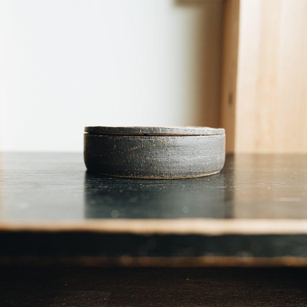 acnepotterystudio (2020年7月) 『陶のふたもの(トラ)』 A19