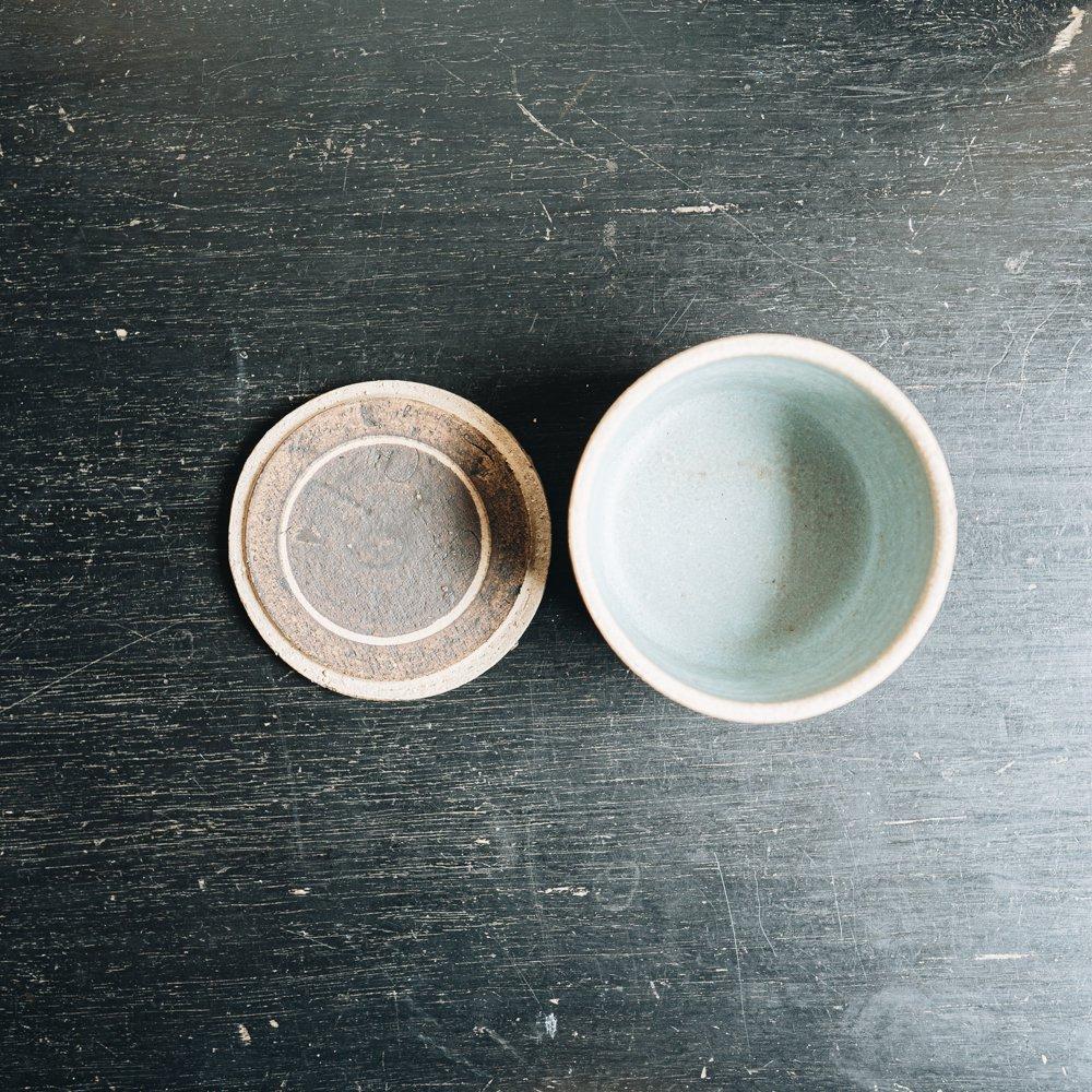 acnepotterystudio (2020年7月) 『陶のふたもの(マレーグマ)』 A20