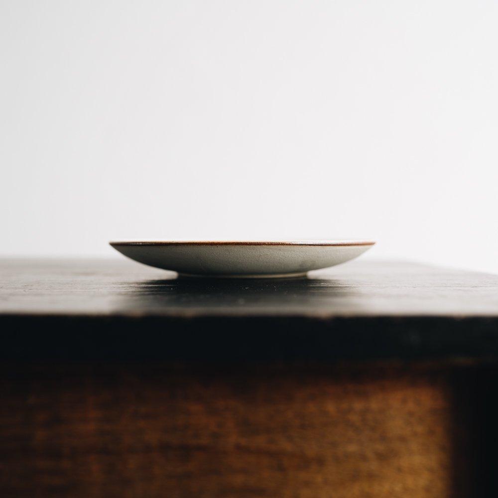 (2020年12月)東原窯 さくらんぼ5寸皿