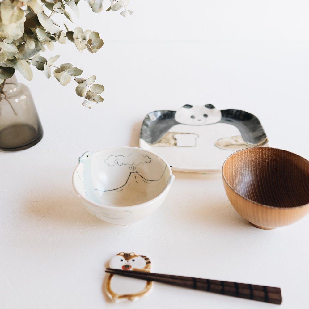 cyilabo (2020年10月)ハミダシお茶碗