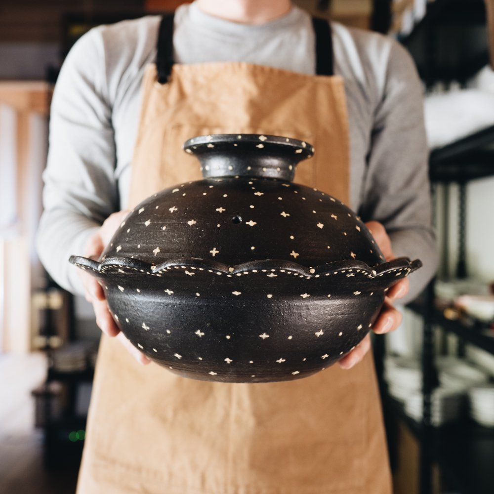 高須愛子 土鍋 (2020年11月) T11