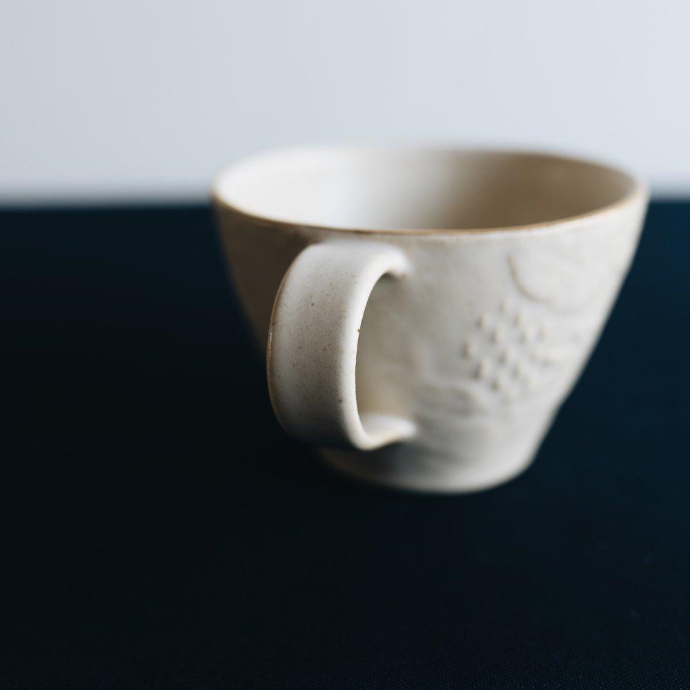 前田葉子 マグカップ(2020年11月) M14