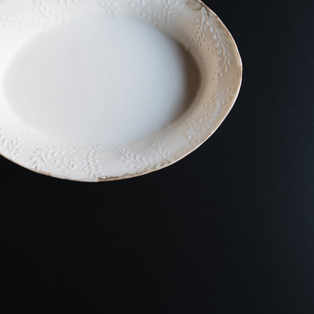 (2020年12月)中村かおり オーバル皿