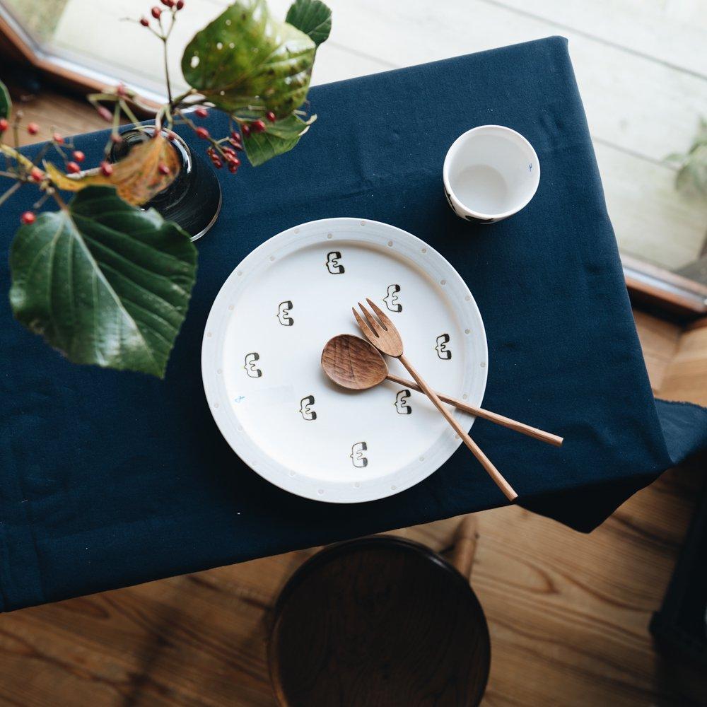 (2020年12月) すこし屋 7.5寸皿 かもめ  4