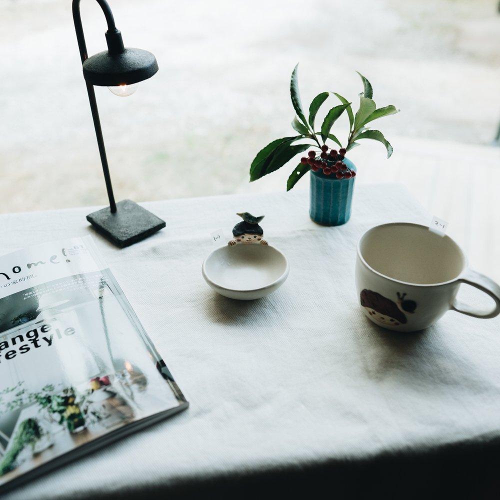(2021年1月) 山田裕恵 カオ豆鉢