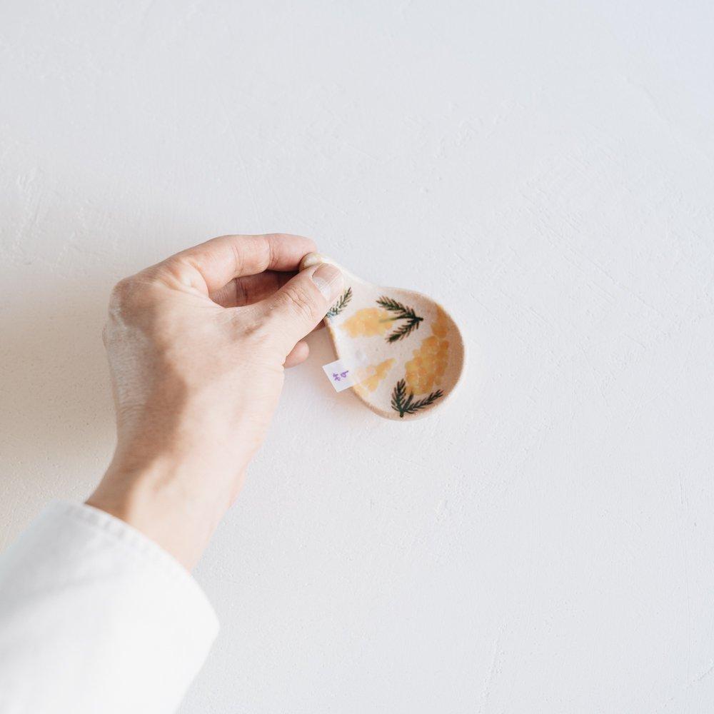 2021年2月「イロドリ冬の陶器市」 三浦愛子  み9