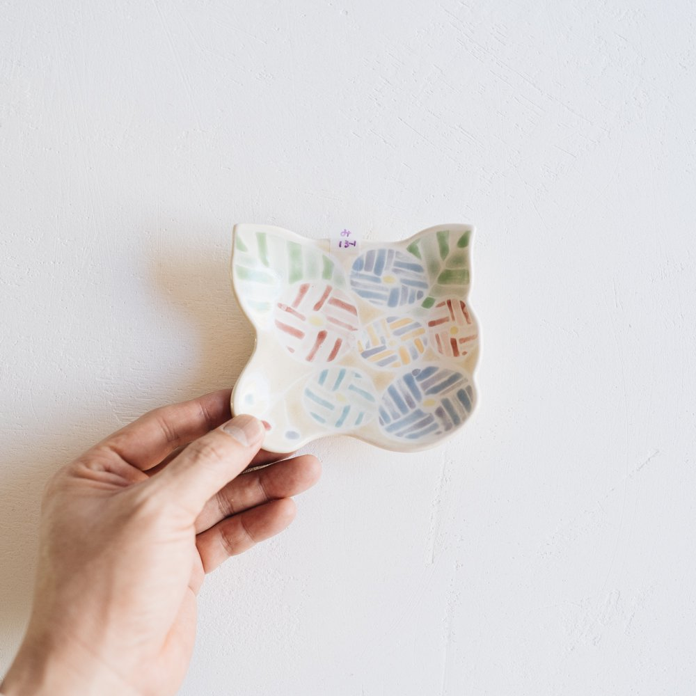 2021年2月「イロドリ冬の陶器市」 三浦愛子  み13