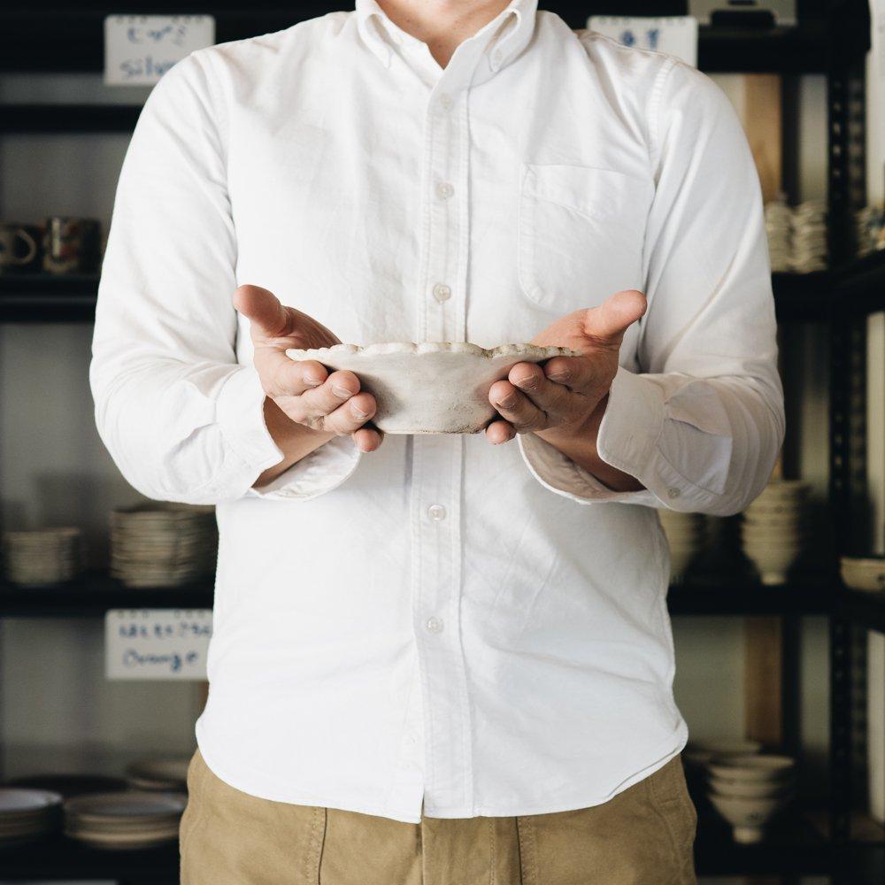 2021年2月「イロドリ冬の陶器市」 本田あつみ  ホ9