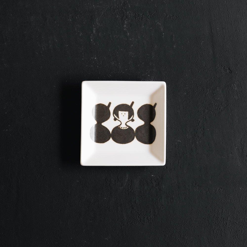 (2021年5月) すこし屋 四角皿 ネックレス  8